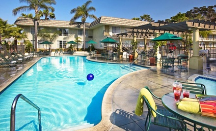 groupon daily deal - Stay at Comfort Inn Hotel Circle SeaWorld Area in San Diego, with Dates into February