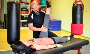 Achieve Wellness: One, Three, or Six 30-Minute Stretch-Therapy Sessions at Achieve Wellness (Up to 53% Off)