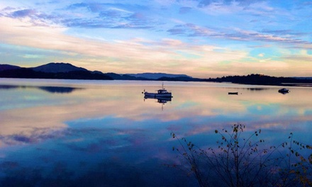 Loch Lomond: 1 or 2 Nights for Two with Breakfast and Option Course Dinner at 4* The Inn on Loch Lomond