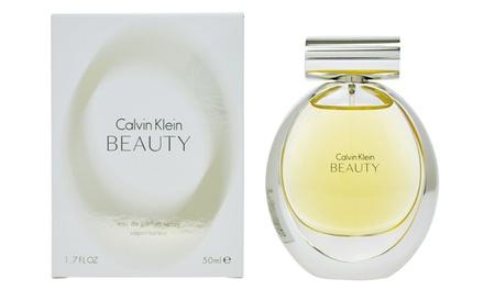 50 ml 'Beauty'eau de parfum voor dames van Calvin Klein voor € 26,98