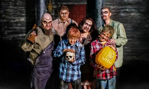 Up to 32% Off Admission to Dead City Haunted House at Dead City Haunted House, plus 6.0% Cash Back from Ebates.