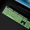 $7.99 for Klear Keys XL Glow-in-the-Dark Keyboard