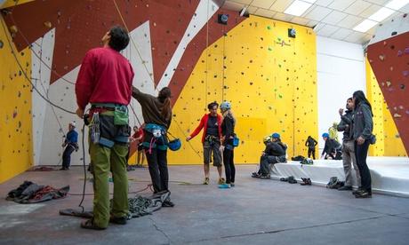 2 o 4 accesos al rocódromo para hasta 4 personas o 1 mes para 1 persona desde 8,95 € en Yurok Climbing Center