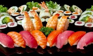 Yao Sushi (Chiaia): Menu giapponese fusion con uramaki, nigiri, sashimi e vino per 2 persone da Yao Sushi (sconto fino a 58%)