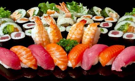 Aperitivo sushi nel quartiere di Chiaia