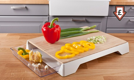 Tomorrow's Kitchen Cutting Board with Tray