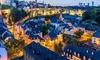 Luxembourg : chambre Double 4* avec accès bien-être et dîner en option