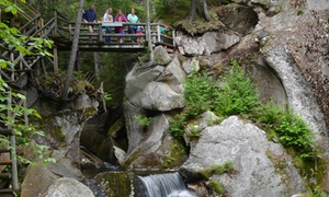 Lost River Gorge & Boulder Caves: $23 for a Nature Experience for Two at Lost River Gorge & Boulder Caves ($36 Value)