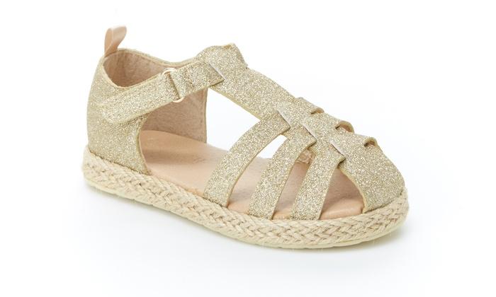 f7a1f40b2 OshKosh B gosh Girls  Sandals (Size 9)