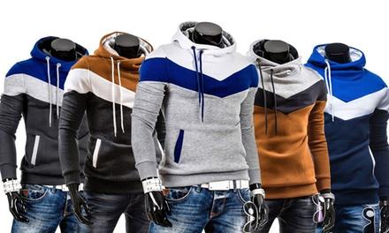 Sudaderas con capucha para hombre Milo por 17,90 € (64% de descuento)