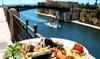 Osteria del Cozzaro Nero - Taranto: Menu di mare con bottiglia di vino per 2 persone all'Osteria del Cozzaro Nero con vista sul canale (sconto fino a 61%)