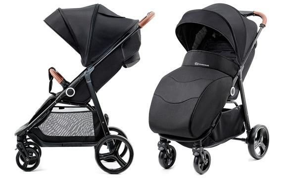 kinderkraft silla de paseo grande negro