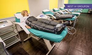 Studio Zdrowia i Urody Santi: Wyszczuplająca presoterapia: 5 zabiegów za 99,99 zł i więcej opcji w Studiu Zdrowia i Urody Santi