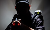 Two Laser Quest Games for Up to Ten with Laser Quest Glasgow (Up to 67% Off)