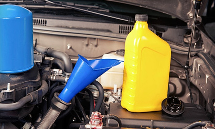 The Oil Exchange - Multiple Locations: One or Two Synthetic-Blend Oil Changes at The Oil Exchange (Up to 56% Off). Two Locations Available.