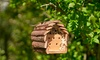 One, Two or Four Wooden Insect Houses