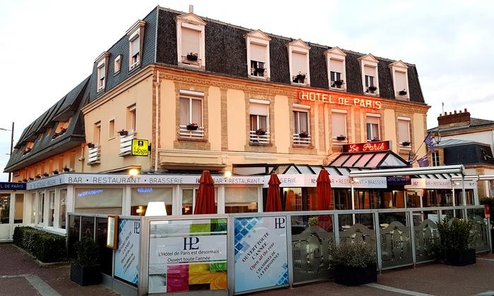 Hotel De Paris Courseulles Sur Mer Normandie Groupon