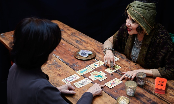 Psychic reading room - Rhinebeck: Tarot-Card Reading from Psychic reading room (45% Off)