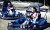 Chuckster's Family Entertainment Center - Chichester: $12 for Five Go-Kart Races at Chuckster's in Chichester (Up to $25 Value)