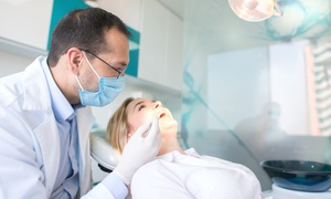 San Damiano Dental: Fino a 4 sedute di igiene dentale con ortopanoramica digitale da San Damiano Dental in via Nizza (sconto fino a 91%)