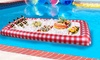 Inflatable Picnic Buffet Cooler: Inflatable Picnic Buffet Cooler