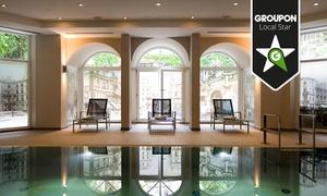 Badhaus: Wellness-Erlebnis mit 3 Stunden Spa-Nutzung und 90 Minuten Bad, Packung und Aromaölmassage im Badhaus