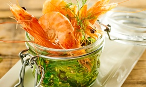5* Medley-Pullman City Center Hotel: 5* Seafood Night with Free-Flowing Soft Drinks or House Beverages at Pullman Dubai Creek City Center (Up to 49% Off)