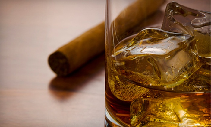 Noor - Pasadena: $56 for a Father's Day Scotch and Cigar Tasting for One on Wednesday, June 13, at Noor in Pasadena ($112 Value)