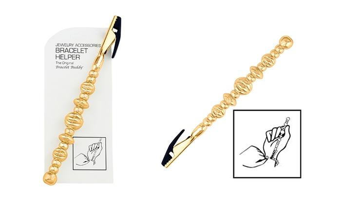 Gold Bracelet Helper