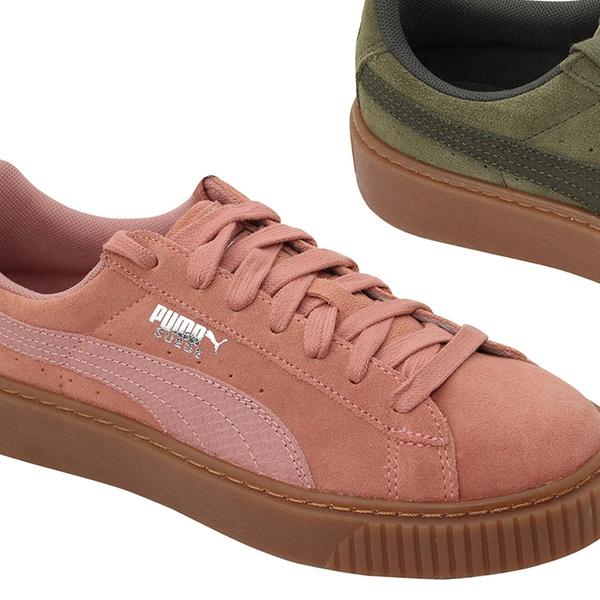 5722577b6e0d Up To 48% Off Puma Suede Platform Shoes