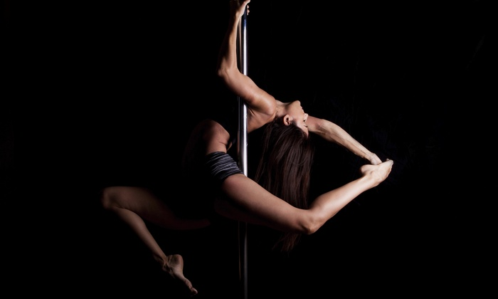 Vamps Dance - East Cesar Chavez: One or Four Pole-Dancing Classes at Vamps Dance (Up to 40% Off)