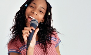 The Voice Studio of Angelia Williams: 1, 5, or 10 Vocal Lessons or One Month of Kids' Music Classes at The Voice Studio of Angelia Williams (Up to 72% Off)