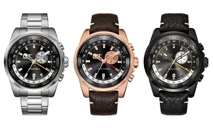 Cat Worldtimer Watches