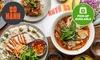 Vietnamese Takeaway Meal