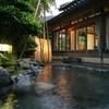 鳥取 贅を極める。三朝温泉おとなの隠れ宿で、露天付和風別荘1棟を貸切/1泊2食