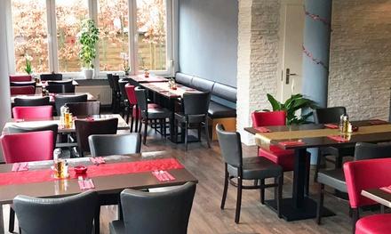 Griechisches 4 Gänge Menü für 2 oder 4 Personen im Restaurant Der Grieche (bis zu 43% sparen*)