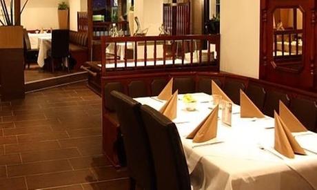 3-Gänge-Grillteller-Menü inkl. Ouzo für 1, 2 oder 4 Personen im Restaurant Artinos