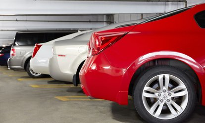 image for 8 or 15 Days of Airport Parking at Jet Parking (Up to 44% Off) (DSM)