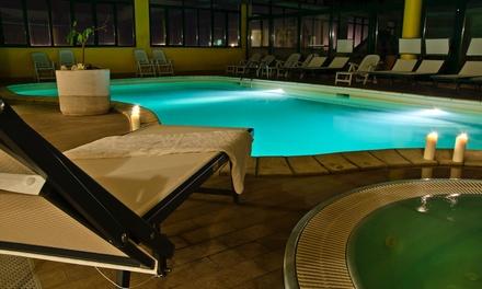 Lago Maggiore: fino a 7 notti in mezza pensione e massaggio per 2 a 79€euro