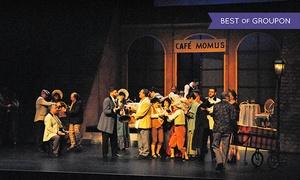 La Bohème, Teatro di Milano: La Bohème di Giacomo Puccini il 14 maggio al Teatro di Milano (sconto 40%)