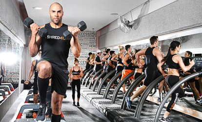 image for $34 for Four Classes at Shred415 ($108 Value)