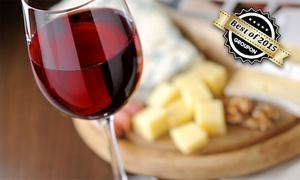 Naturburschen Flingern: Weinverkostung mit Käse, opt. mit 1 Flasche Wein, für Zwei oder Vier bei den Naturburschen Flingern (bis zu 55% sparen*)