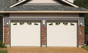 Door Tech: 1/2- or 3/4-Horsepower Belt-Drive Garage Door Motor with Installation from Door Tech (Up to 35% Off)