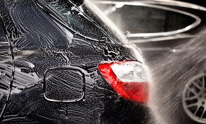 image for $36 for Three Deluxe Exterior Car Washes at Matt & Jeff's Car Wash and Detail Center ($59.97 Value)