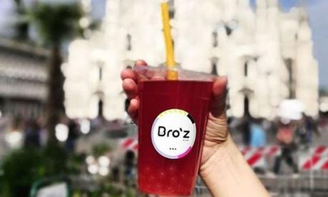 ? Fino a 10 maxi Bubble Tea da Bro'z, via Torino. Prenota&Vai (sconto fino a 50%)