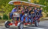 Trolley Pub Wilmington - Downtown Wilmington: Trolley Pub for Two, Four, Six, or a Private Trolley Pub for 14 at Trolley Pub Wilmington (Up to 46% Off)