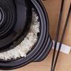 GlobalKitchen 1-Quart Ceramic Stoneware Asian Hot Pot