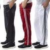 Vertical Sport Men's Side-Stripe Track Pants (2-Pack)