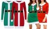 Robe-pull Elf ou Père-Noël