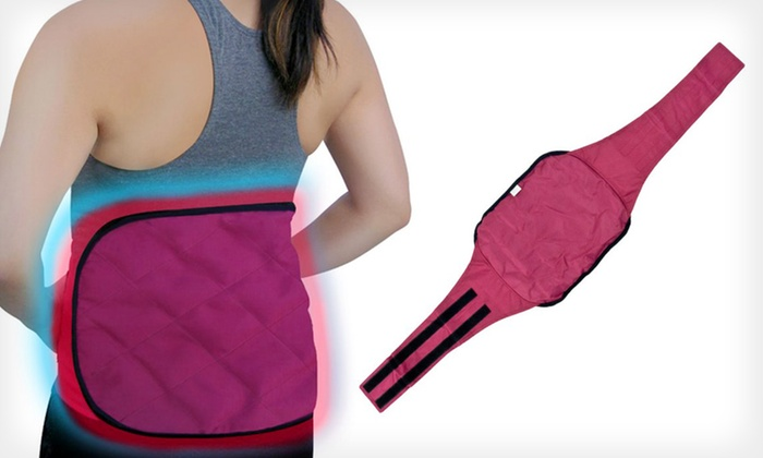$13.99 for Remedy Back Support Hot or Cold Wrap. Free Returns